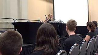 Emma Caulfield Q&A Pt. 1 at Wizard World Philadelphia 2009