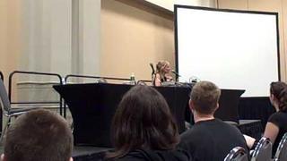 Emma Caulfield Q&A Pt. 3 at Wizard World Philadelphia 2009