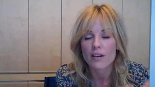 "Emma Caulfield talks ""Timer"""