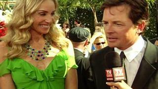 Emmys 2009: Michael J. Fox