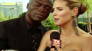 Emmys 2009: Seal & Heidi Klum