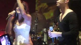 En Donde Estas - Christian Chávez ft Agnes Monica 17/01 DVD