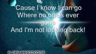 Endless Possibilities With Lyrics - Jaret Reddick - Sonic Unleashed (Main Theme)