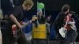 Enough Space- Foo Fighters (With Tre Cool and Icecream!)