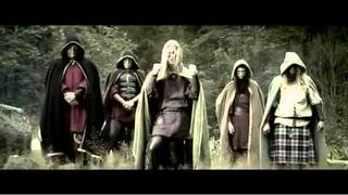 Ensiferum - From Afar (Official Music Video)