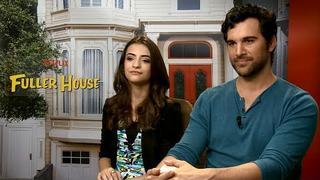 """Entrevista con Juan Pablo Di Pace y Soni Nicole Bringas, protagonistas de """"Fuller House"""""""