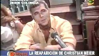 ENTREVISTA DE EDITH GONZALEZ & CHRISTIAN MEIER (GRABACIONES) 1 - DB 23-11-2008