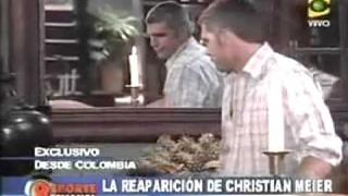 ENTREVISTA DE EDITH GONZALEZ & CHRISTIAN MEIER (GRABACIONES) 2 - DB 23-11-2008