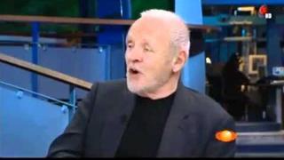 Entrevista de López Dóriga a Anthony Hopkins