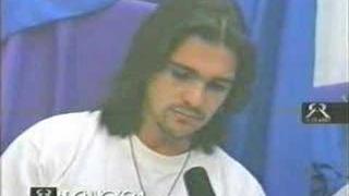 entrevista juanes 1994