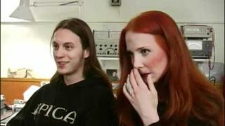 Epica interview - Simone Simons and Mark Jansen