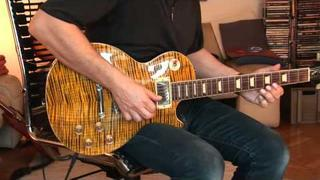 "Epiphone Les Paul Joe Perry ""Boneyard"""