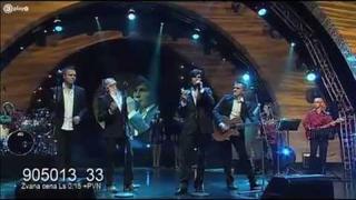 Ērglis, Fomins, Vatlers & Kaža - Pilsēta, kurā piedzimst vējš (Live @ Mūsu Zelta dziesma)
