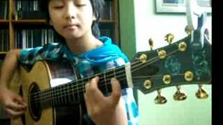 (Eric Clapton) Tears in Heaven - Sungha Jung