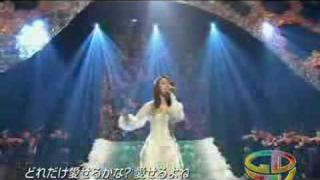 erika sawajiri taiyou no uta live!!!