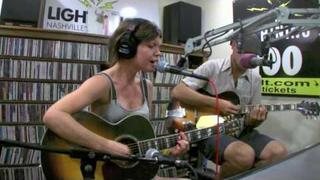 Erin McCarley - Vertigo - Live at Lightning 100