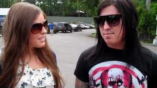 Escape the Fate's Craig Mabbitt - Uproar Interview