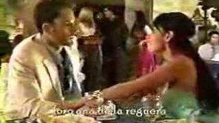 "Escena Telenovela ""Gitanas""--La cena"