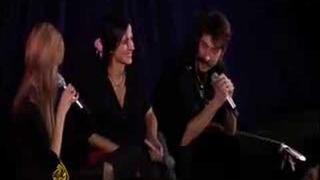 Eugene Hutz (Gogol Bordello)on Pied Piper and Sasha Kolpakov