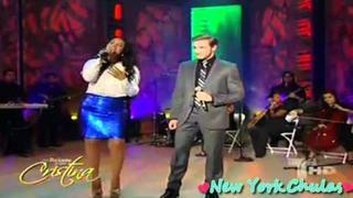 """Eugenio y Litzy - """"Amor Sin Final"""" Pa'Lante con Cristina"""