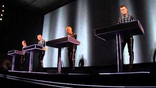 Europe Endless - Kraftwerk - MoMA - 4/12/12 - Retrospective 3