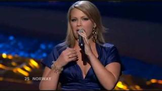 Eurovision 2008 Norway (Final) - Maria Haukaas Storeng - Hold On Be Strong