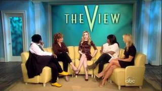 Evan Rachel Wood @ The View (04-15-2011)