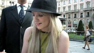 Evanna v Miláně
