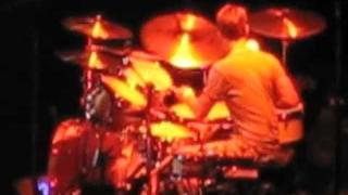 Even Flow Drum Solo - Pearl Jam @ MSG 2