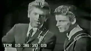 Everly Brothers - All I have to do is dream + Cathy's Clown