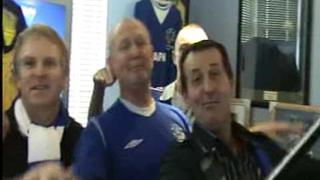 EVERTON CUP FINAL SONG 2009 BY DAVY LAW & PAUL McCOY