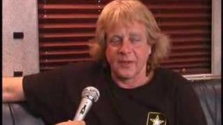 Exclusive Eddie Money - Tour Bus Interview - June 2005