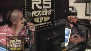 EXCLUSIVE VIDEO !TRIPLE SEIS FORMERLY OF TERROR SQUAD GOES IN WITH RSRADIO !