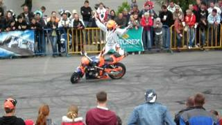 extreme moto show slušovice 2009