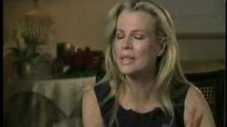 Faces TV Backstage Kim Basinger