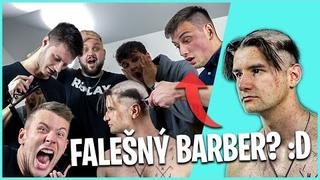 Falešný Barber