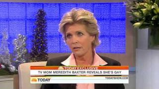 !!'FAMILY TIES' MOM (MEREDITH BAXTER) -- YEP, I'M GAY!!