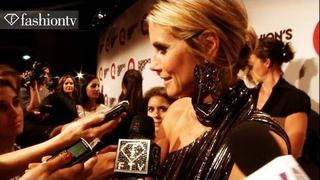 Fashion's Night Out ft Heidi Klum & Aldo - New York Fashion Week Spring 2012 NYFW | FashionTV - FTV