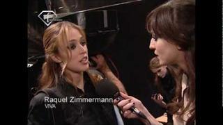 fashiontv | FTV.com - Irina Lazareanu Model Talks F/W 08-09