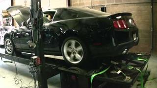 Fastlane 2011 Ford Mustang GT 5.0L Turbo