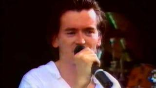 Feargal Sharkey - Never Never (live in Belgium 1986)