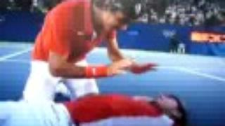 Federer Wawrinka Olympics
