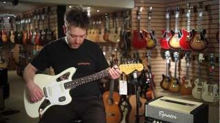 Fender Johnny Marr Jaguar Demo