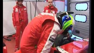 Ferrari F60 Formula 1 09, estrenado por Felipe Massa. www.ferrarif1.es