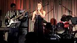FEVER - Performed by ALICIA SALDENHA