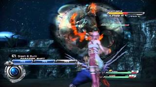 FFXIII-2: Boss Battle 1 - Gogmagog Alpha