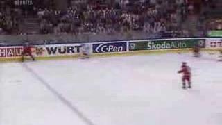 FINALE V HOKEJI 2002 SVK:RUS