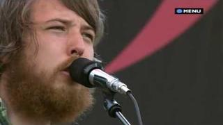 Fleet Foxes - 5 Oliver James Live at Glastonbury 2009