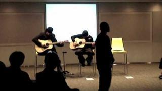 "Flipsyde - ""US History"" acoustic"