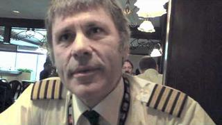 Flying with Iron Maiden's Bruce Dickinson